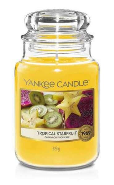 Yankee Candle Housewarmer TROPICAL STARFRUIT 623g