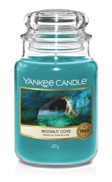 Yankee Candle Housewarmer MOONLIT COVE 623g