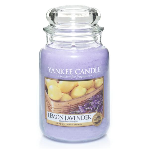 Yankee Candle Housewarmer LEMON LAVENDER 623 g