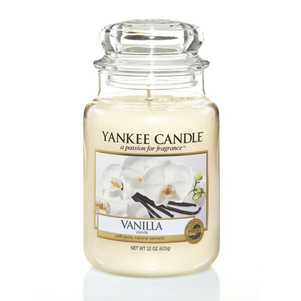 Yankee Candle Housewarmer VANILLA 623 g
