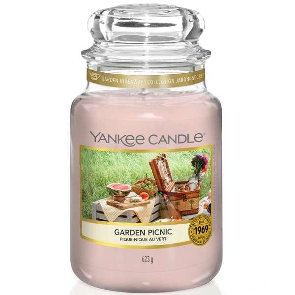 Yankee Candle Housewarmer GARDEN PICNIC 623g