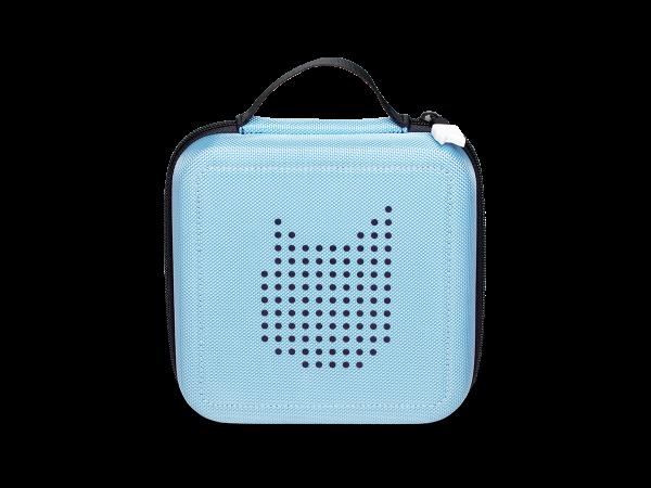 tonies® TONIE Transporter | Hellblau | Tasche für Tonie-Hörfiguren
