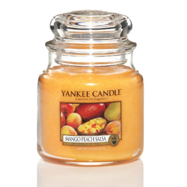Yankee Candle Housewarmer MANGO PEACH SALSA 411 g