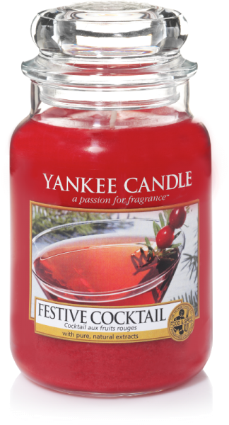 Yankee Candle Housewarmer FESTIVE COCKTAIL 623 g