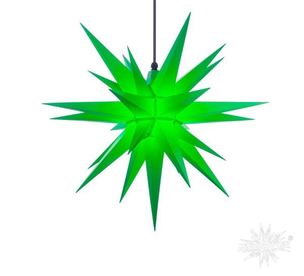 Herrnhuter Sterne ADVENTSSTERN Kunststoff A7 ca. Ø68 cm | grün