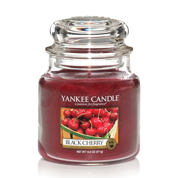 Yankee Candle Housewarmer BLACK CHERRY 411 g