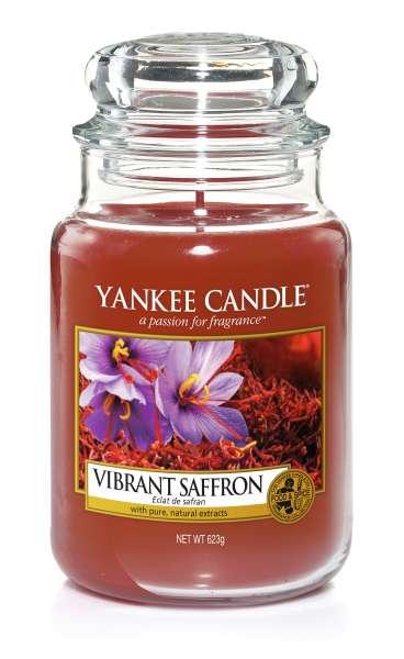 Yankee Candle Housewarmer VIBRANT SAFFRON 623g