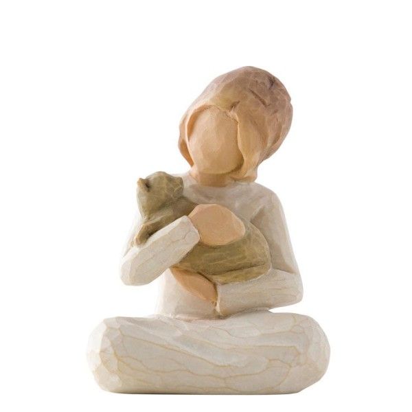 Willow Tree Figur Güte / Freundlichkeit ( Mädchen ) / Kindness ( Girl )