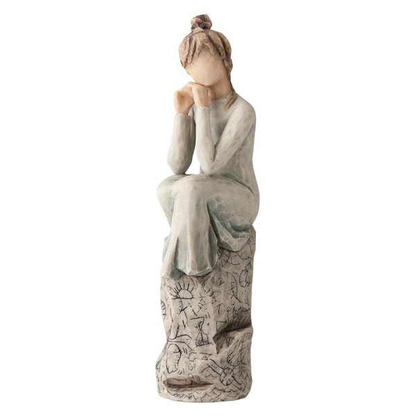 Willow Tree Figur Die Geduld / Patience