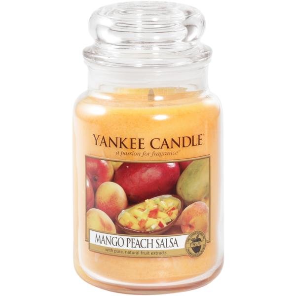 Yankee Candle Housewarmer MANGO PEACH SALSA 623 g