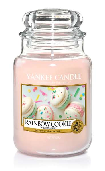 Yankee Candle Housewarmer RAINBOW COOKIE 623g
