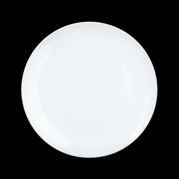 Fiftyeight 2er Set SPEISETELLER (Ø 28 cm) / weiß