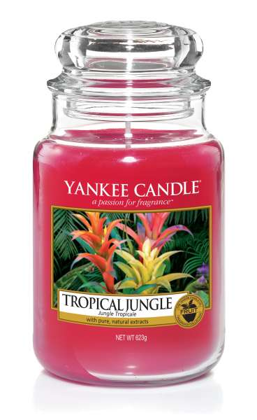 Yankee Candle Housewarmer TROPICAL JUNGLE 623g
