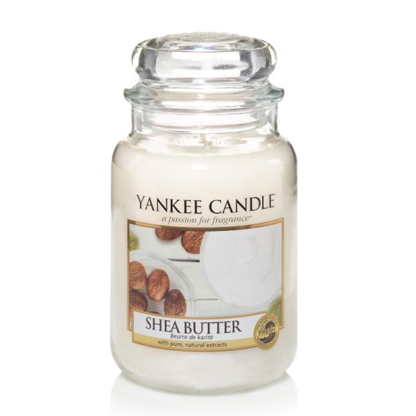 Yankee Candle Housewarmer SHEA BUTTER 623 g