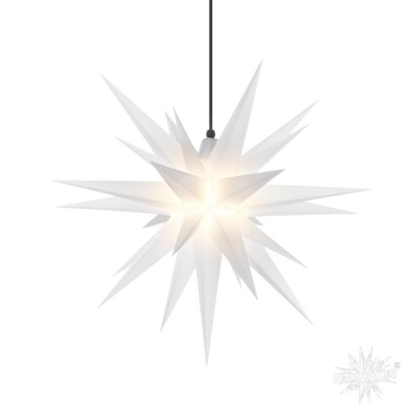 Herrnhuter Sterne ADVENTSSTERN Kunststoff A7 ca. Ø68 cm | opal