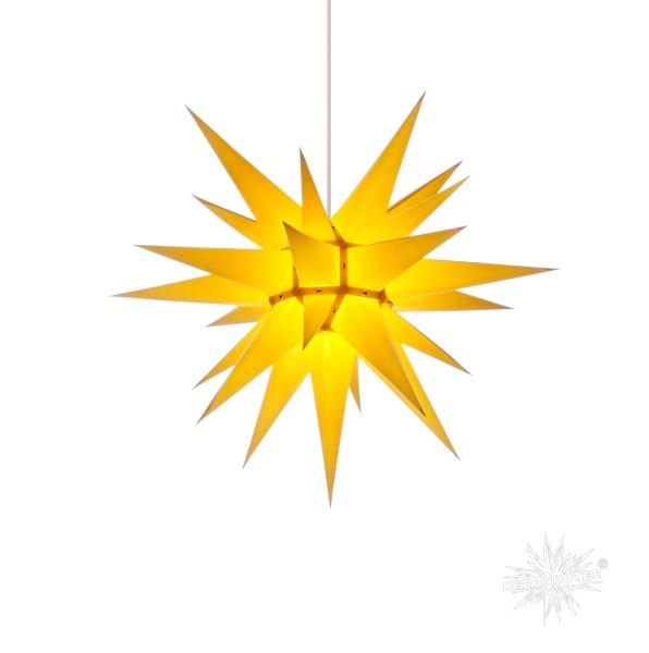 Herrnhuter Sterne ADVENTSSTERN Papier I6 ca. Ø60 cm | gelb