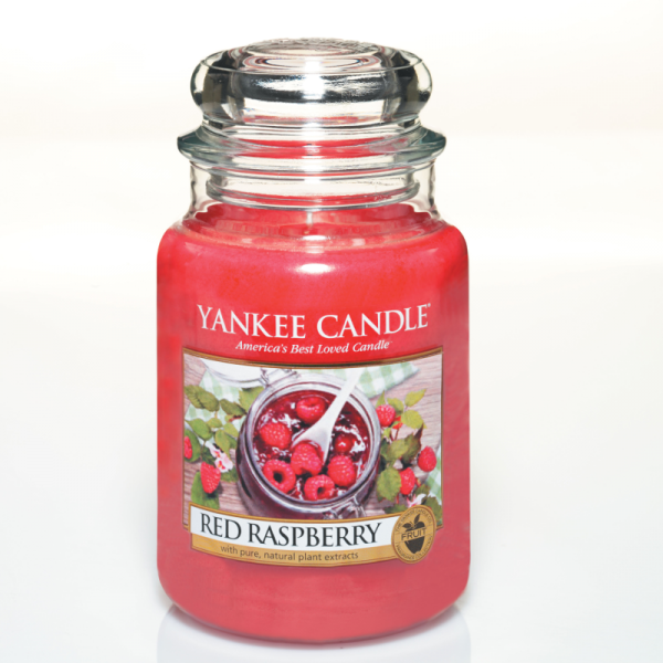 Yankee Candle Housewarmer RED RASPBERRY 623 g