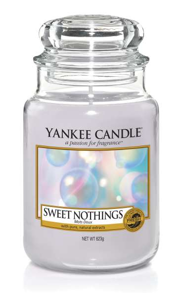 Yankee Candle Housewarmer SWEET NOTHINGS 623g