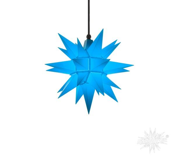 Herrnhuter Sterne ADVENTSSTERN Kunststoff Ø40 cm | blau