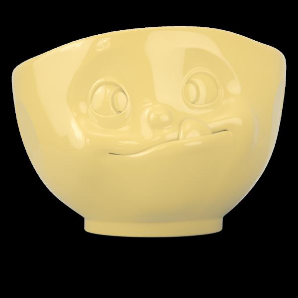 Fiftyeight Schale LECKER ca. 500ml außen farbig / gelb