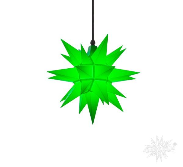 Herrnhuter Sterne ADVENTSSTERN Kunststoff A4 ca. Ø40 cm | grün