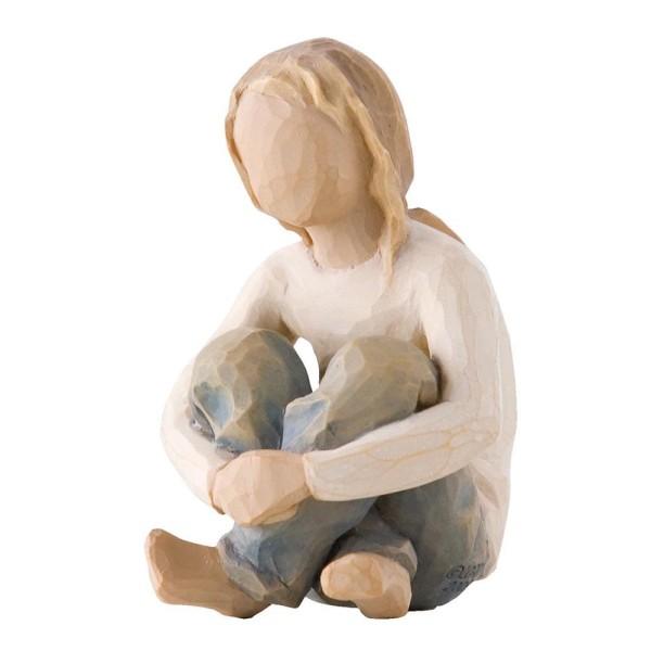 Willow Tree Figur Temperamentvolles Kind / Spirited Child