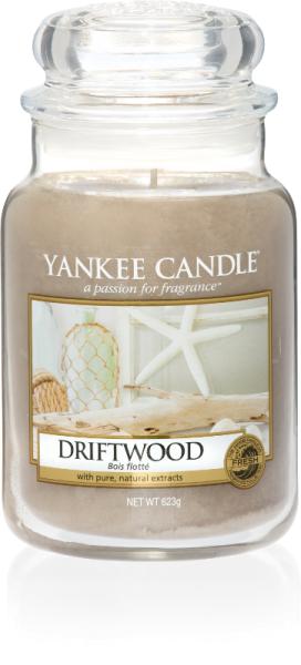 Yankee Candle Housewarmer DRIFTWOOD 623 g