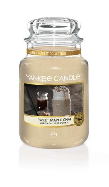 Yankee Candle Housewarmer SWEET MAPLE CHAI 623g