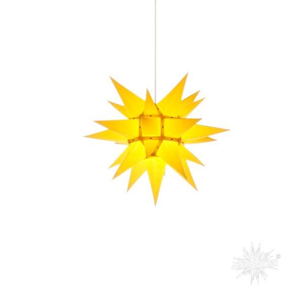 Herrnhuter Sterne ADVENTSSTERN Papier I4 ca. Ø40 cm | gelb