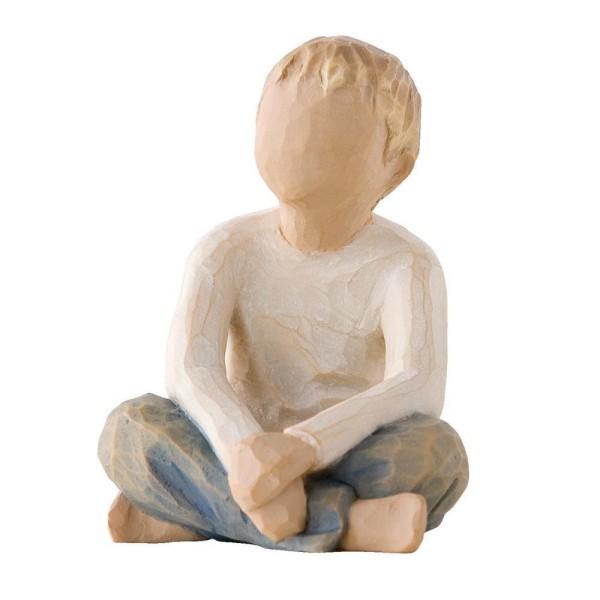 Willow Tree Figur Einfallsreiches Kind / Imaginitive Child