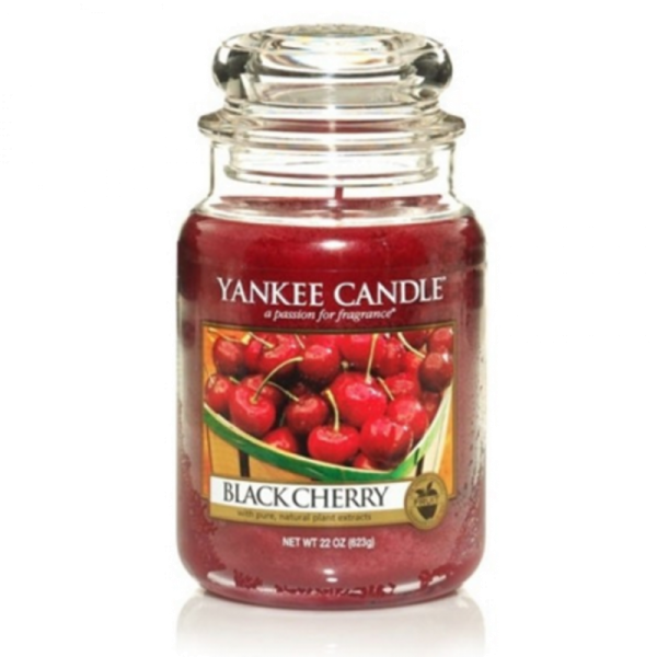 Yankee Candle Housewarmer BLACK CHERRY 623 g