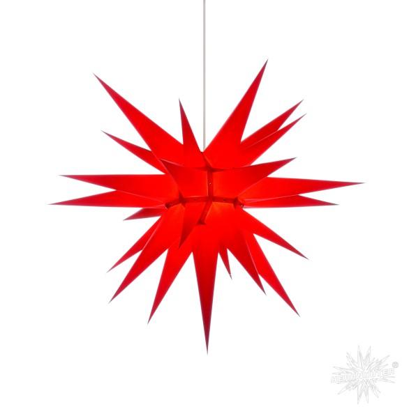 Herrnhuter Sterne ADVENTSSTERN Papier I7 ca. Ø70 cm | rot