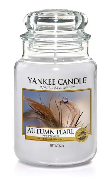 Yankee Candle Housewarmer AUTUMN PEARL 623g