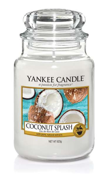 Yankee Candle Housewarmer COCONUT SPLASH 623g