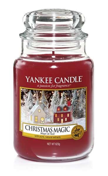 Yankee Candle Housewarmer CHRISTMAS MAGIC 623g