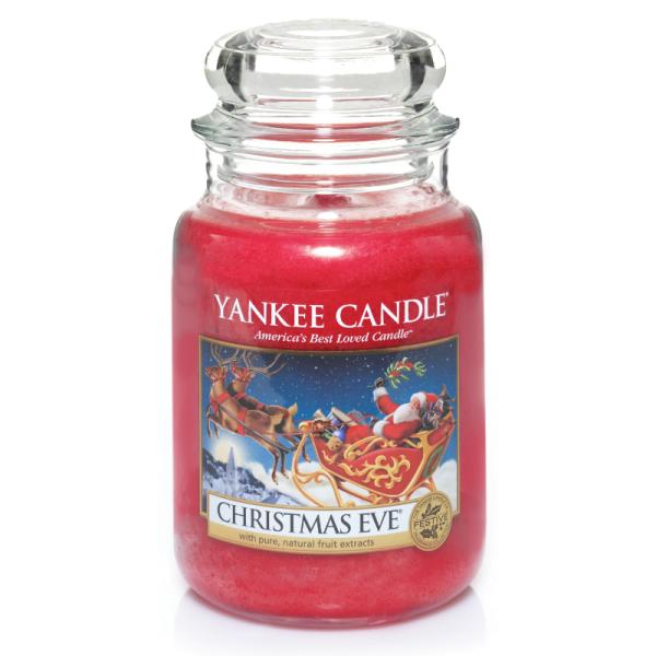Yankee Candle Housewarmer CHRISTMAS EVE 623 g